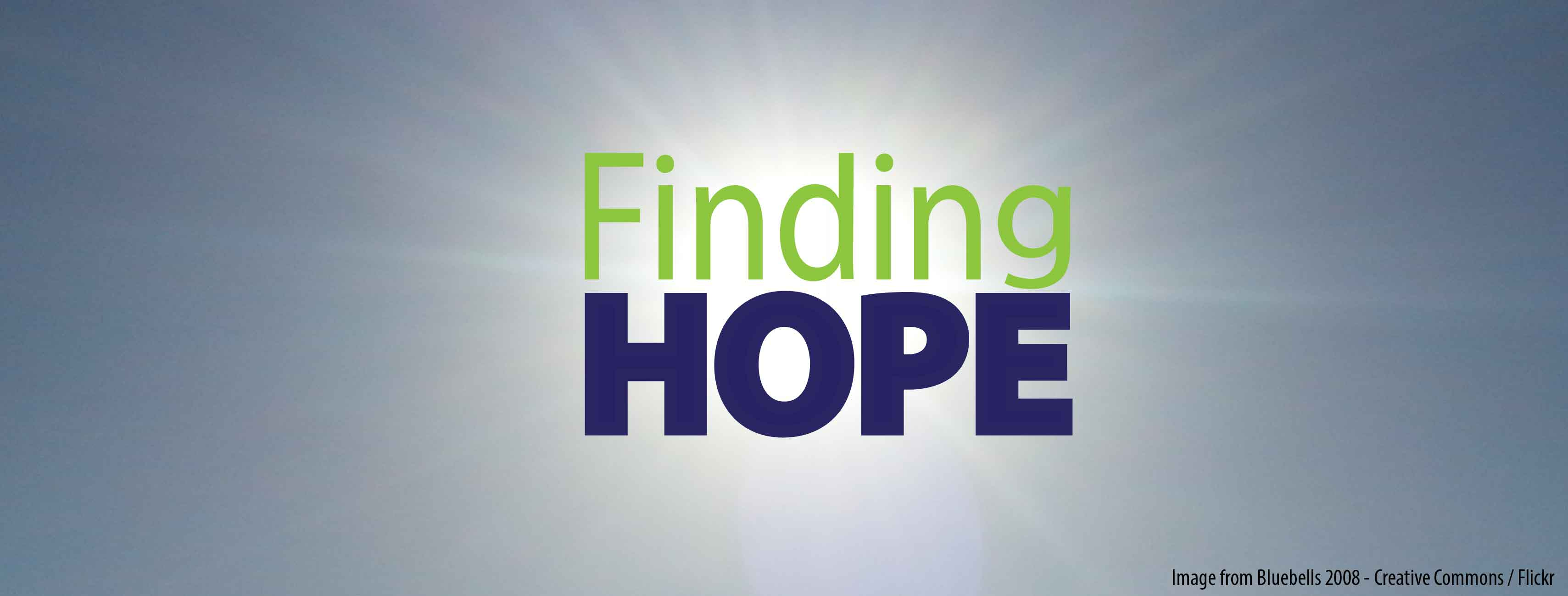 Finding Hope Facebook Cover Photo