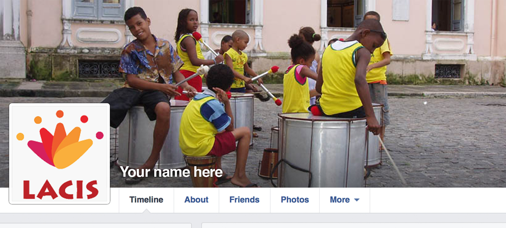 LACIS Facebook Layout