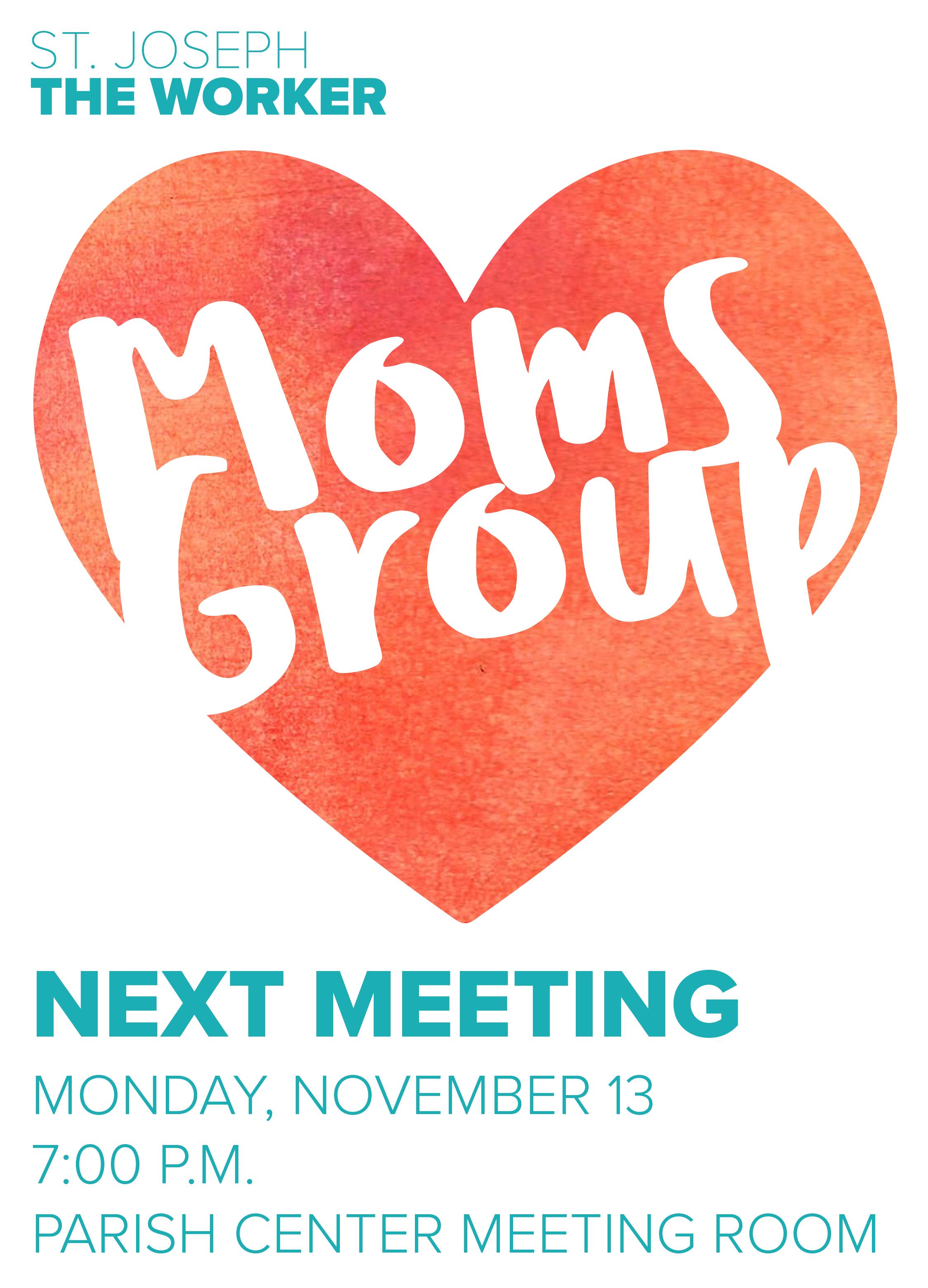 Moms Group Post