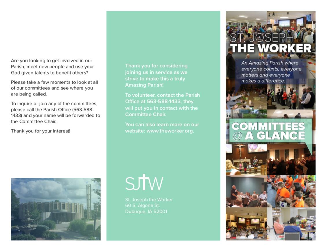 Committees Brochure