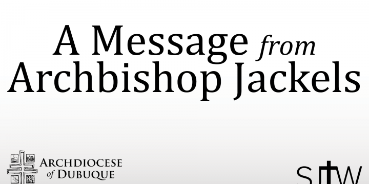 Archbishop's Response to the Abuse Crisis