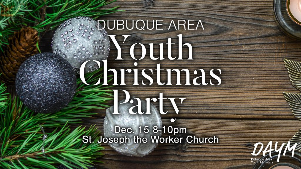 Daym Christmas Party Social Media 3
