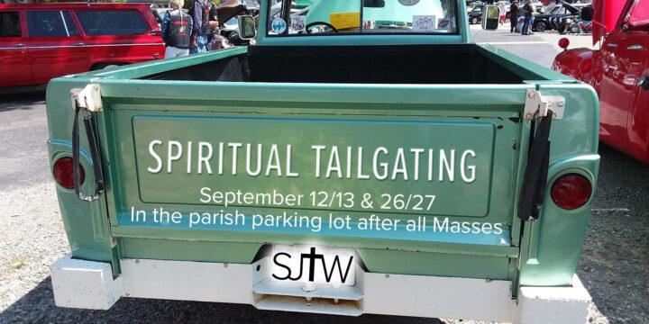 Spiritual Tailgating