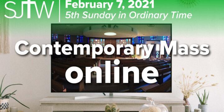 Contemporary Mass Online