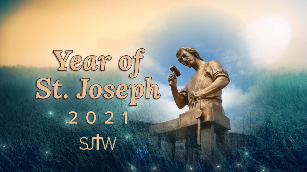 Generic Year of St. Joseph Graphic