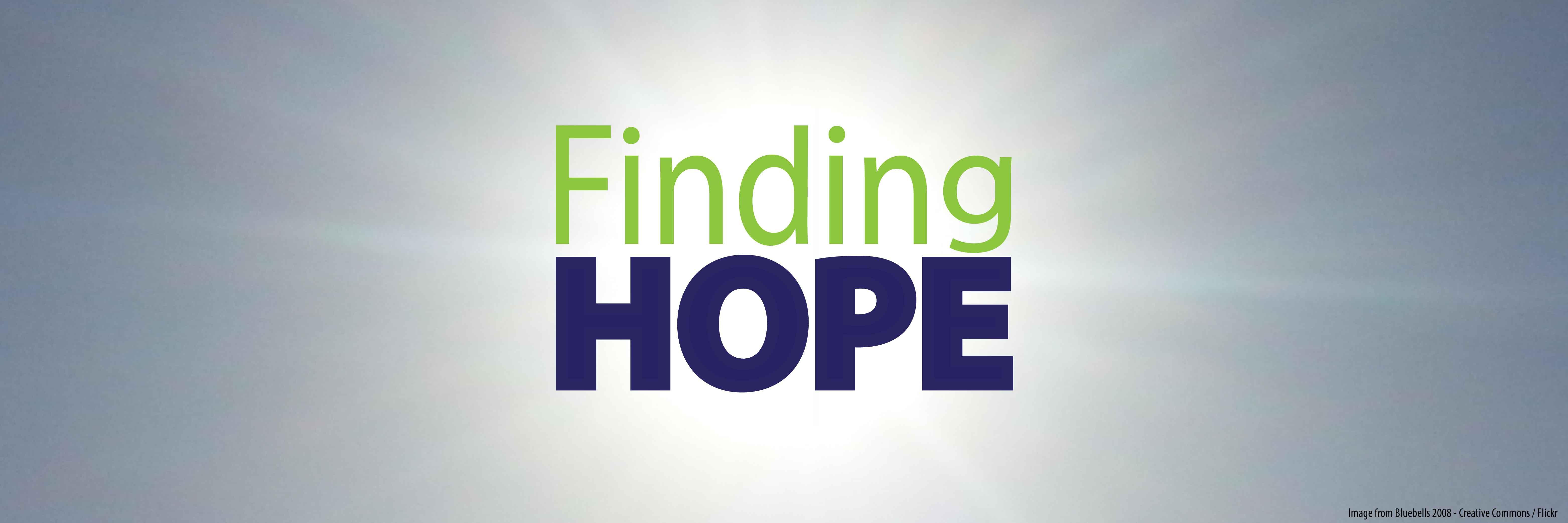 Finding Hope Twitter Header Image