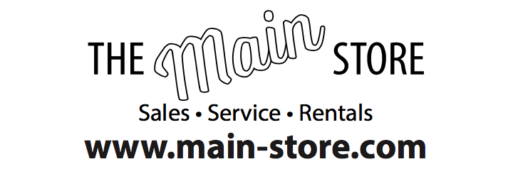 Main Store Dealer Decal