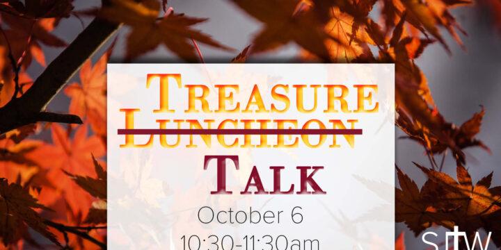 Treasure Talk