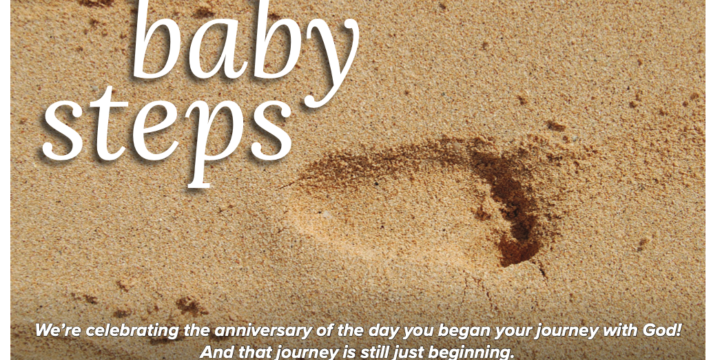 Baptism Postcards